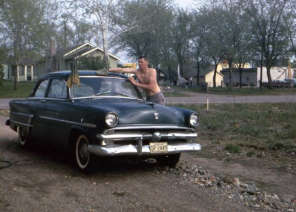 Ford 1953 my first car