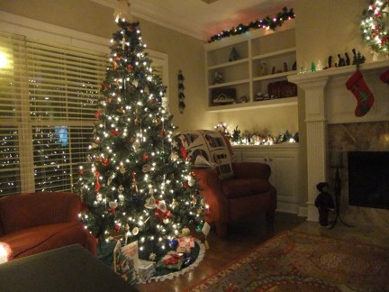 Christmas tree Little Rock, AR