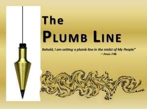 Plumb Line Amos 7