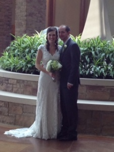 Wedding Jessica and Will 2013
