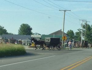 Shipshewana, Indiana 2013 Amish