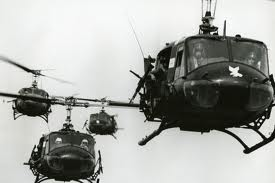 nine eleven huey helicopters