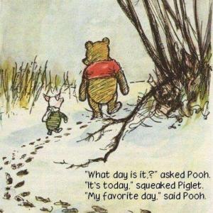 pooh-and-piglet What day is it
