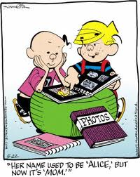 Dennis the Menace and Joey