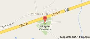 Livingston Cemetery, Clark County, Illinois
