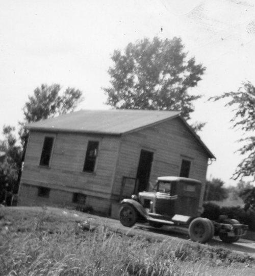 Reggin's house 1926