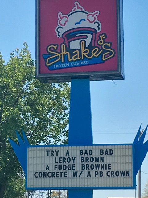 Bad Bad Leroy Brown at Shake's