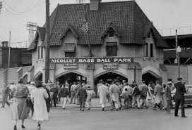Minneapolis Millers, Nicollet Park
