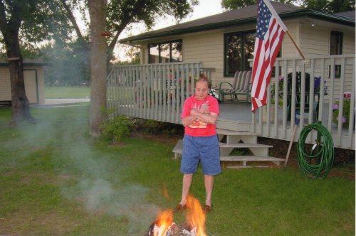 Jeremy backyard firepit Andover044