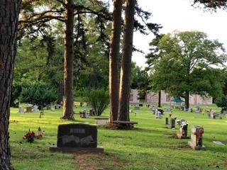 Jeremy's cemetery 2017