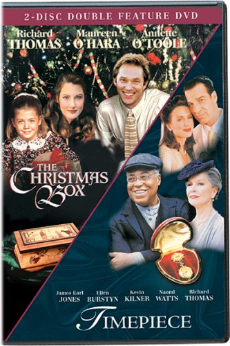 Christmas movies Christmas Box, Timepiece