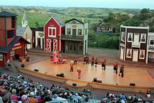 Medora Musical, Medora, North Dakota